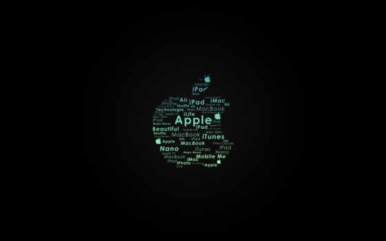apple, ipad, logo
