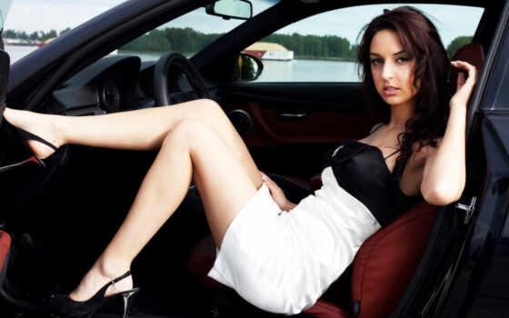 devushki, рулём, девушек