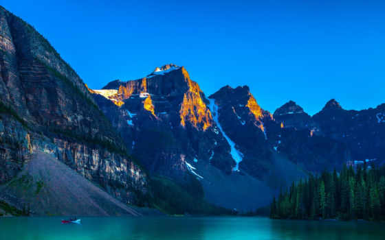 priroda, горы, деревя