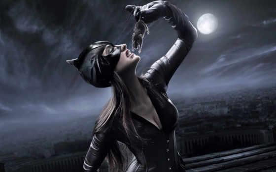 кот, женщина, fantasy