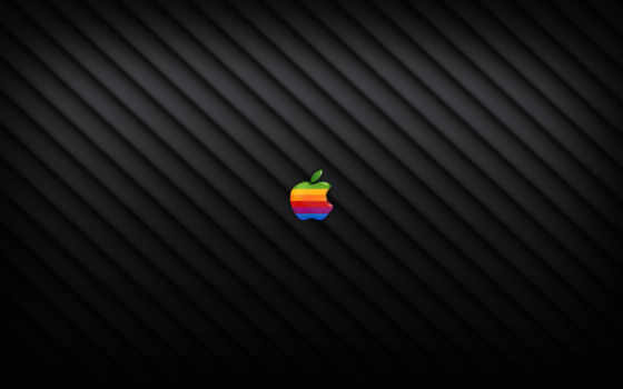 , apple, color, logo,