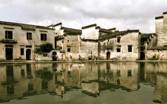 город, article, деревня, architecture, история, xidi, our,