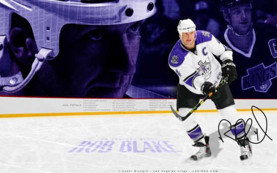 хоккей, blake