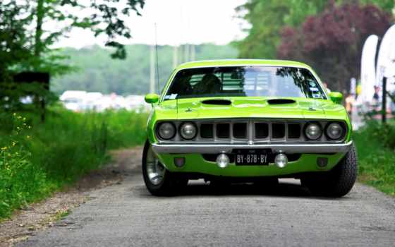 plymouth, barracuda, плимут, заставки, только, muscle, car, daily,