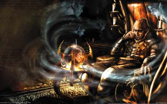 фэнтези, магия, fantasy