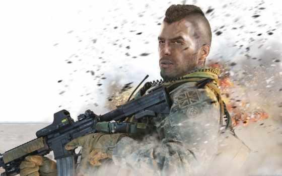 колл, duty, warfare, современный, суп, мактавиш, спецназовец,