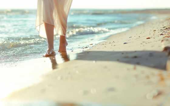 море, ноги, песок, пляж, природа, настроения, девушка, картинка, waves, пляже, лайкбокс,