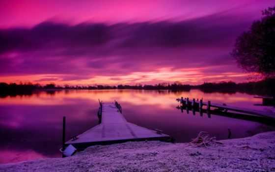 free, телефон, природа, озеро,