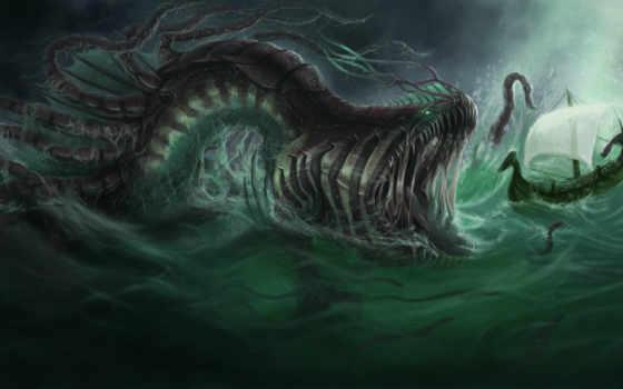 creature, ужасы