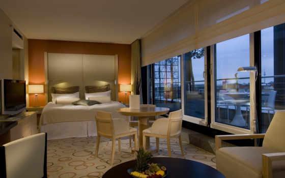 hotel, berlin, esplanade, grand, отель, отеля, sheraton, спальня,