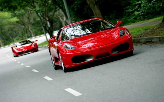машина, машины, ferrari, красная, скорость, bmw, grace, авто, прогулка, путин,