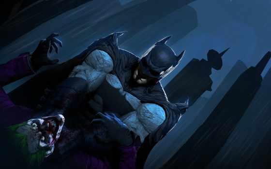 joker, batman, images, герои,