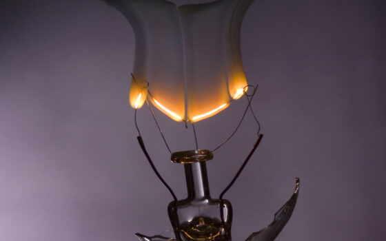 лампа, bola, ampul, dan, felgar
