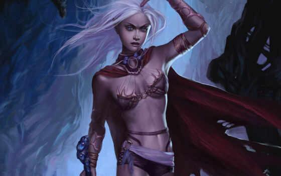 девушка, дневник, white, эльф, лес, goddess, когда, женщина, profile, url, fantasy
