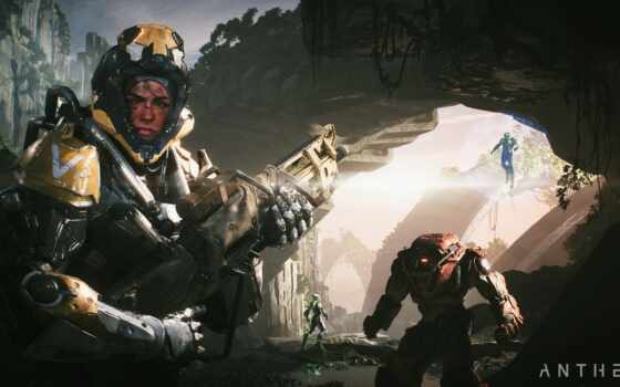anthem, game, bioware, eksit, art, trailer, миро, gaida, ob, news, one