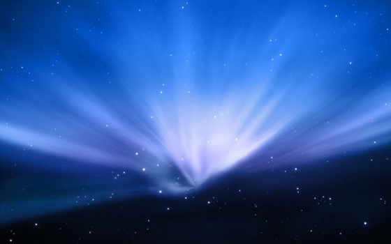 космос, огни, northern, яркий, desktop,