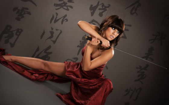 оружие, девушка, меч, art, самый, bollywood, devushki, free,