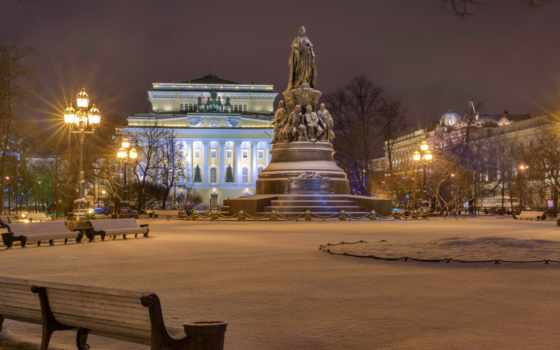 pictures, петербург, images, санкт, square, россия,