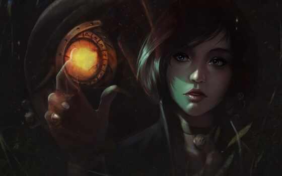 bioshock, elizabeth, infinite, mobile, game, new, creator