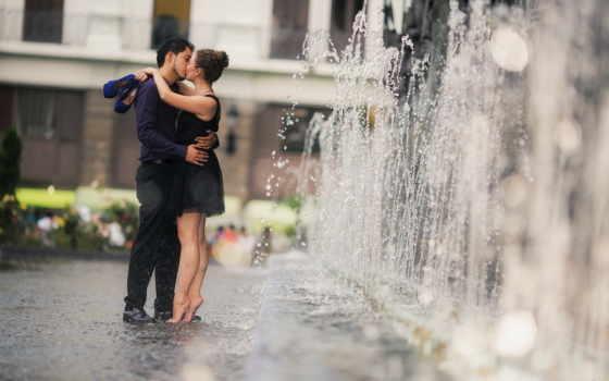 настроение, фонтан
