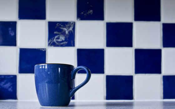 coffee, макро, ipad