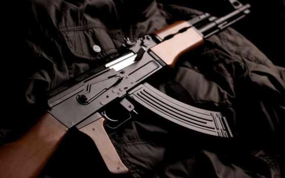 ак, калашников, акпп, fusil, asalto, винтовка, пистолет,