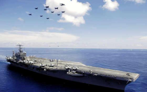 class, корабли, войне, авианосцы, nimitz, военный, видов, самолёт, оружия,