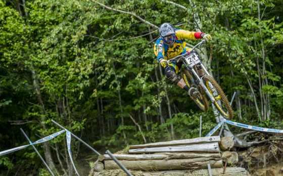 велосипед, прыжок, спорт Фон № 38710 разрешение 1920x1080