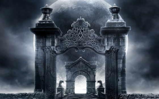 gothic, art, fantasy