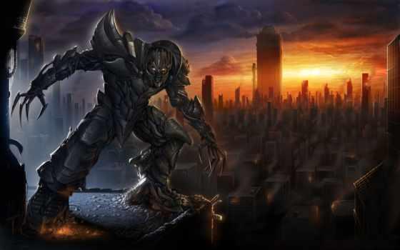 transformers, трансформеры, megatron, за, кибертрон, cybertron, битва, prime, optimus, war,