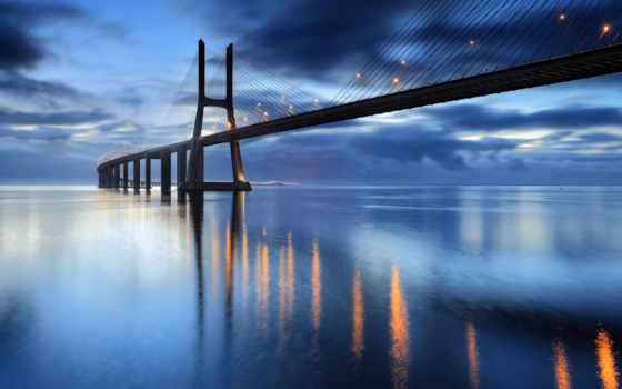 мост, мосты, фрески, плакат, пользовательски, фотопечати, купить, холсте, vasco,