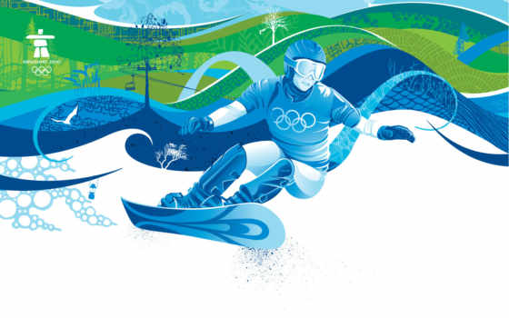 олимпиада, ванкувер, сноуборд