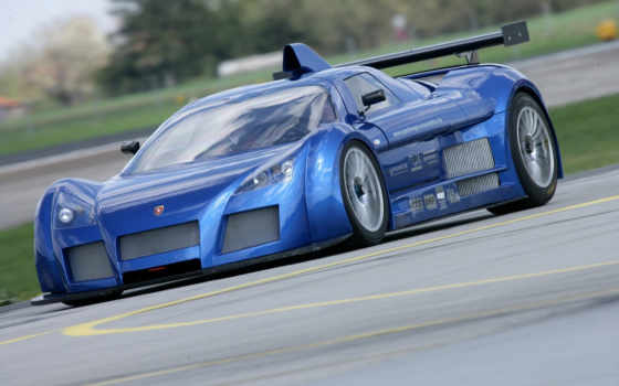 gumpert, apollo, синего,
