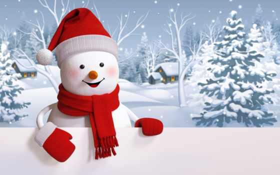 nieve, muñeco, fondos, pantalla, navidad, invierno, imágenes, bandera, fotos,