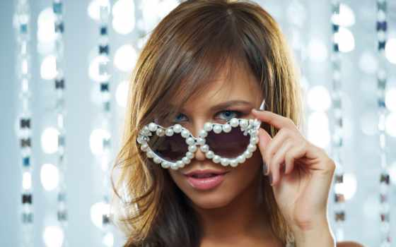 очки, devushki, очках, сердечками, серьги, сердечки, мимишные, штучки, эти, премиленькие, rim,