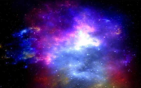 космос, nebula
