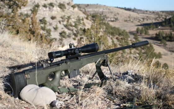винтовка, снайперская, weapons
