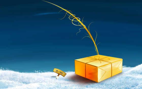 navidad, fondos, diciembre