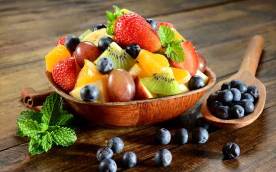 плод, салат, stock