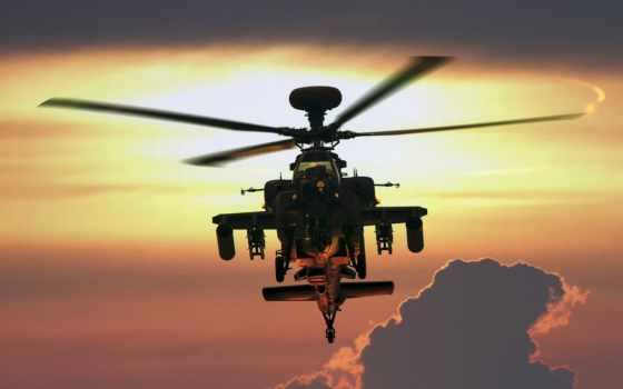 apache, ah, boeing, shock, вертолет, главное,