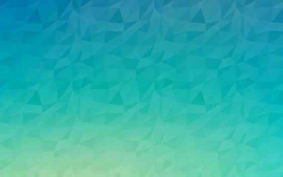сине зеленые треугольник 179657