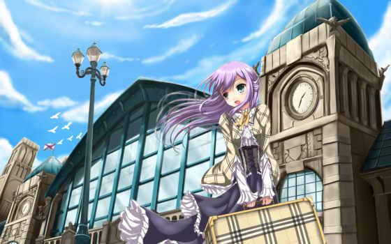 ,, аниме, скриншот, произведение искусства, вымышленный персонаж, отдых, мир, фасад, фикция,  cg artwork, манга, здание,  птица, mardock scramble, Япония, mangaka