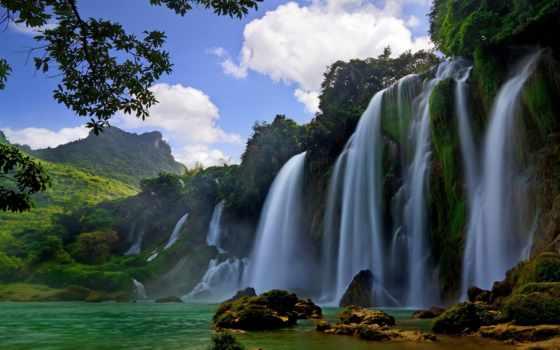 park, national, бах, travel, vietnam,