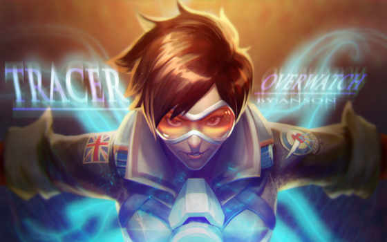 tracer, desktop, art, games, high,