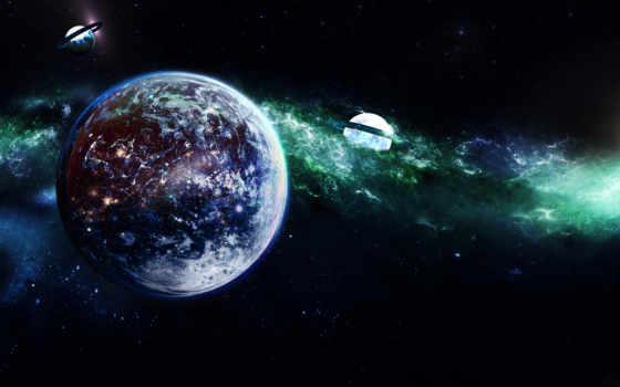art, cosmos, bilder, hintergrund, universe, weltraum, спутник, planet, рисунки, шкафов, freie,