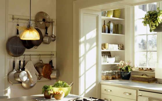 кухни, interer, dizain