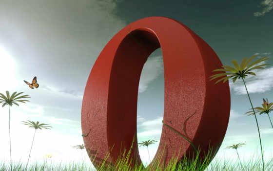 opera гиганское лого