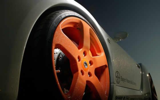 красивые, колесо, диск,