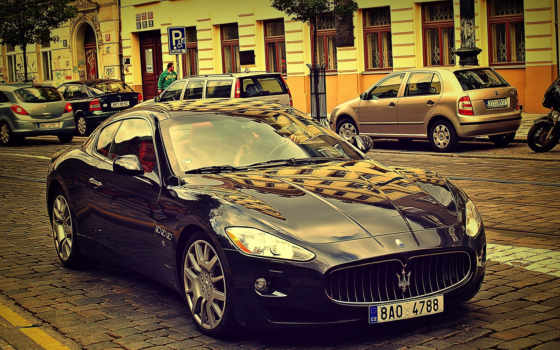 maserati, авто, автомобили