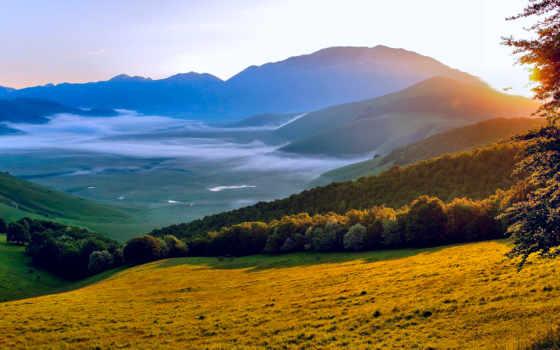 качества, природы, красивой